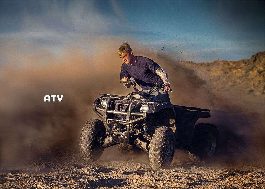 Best Buy Atv With Allow Wheels Jumpking India Quad Bike For Sale Online