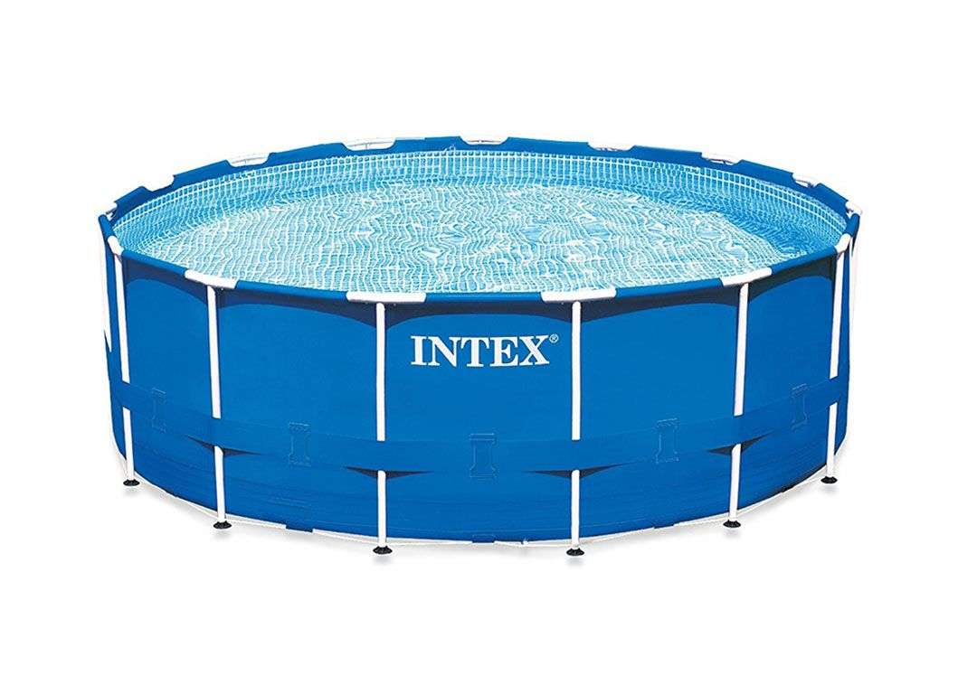 Jumpking Buy Online Intex 15 Feet Pool 15m3a Best Swimming Pool
