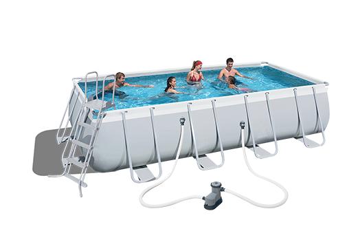 Buy Intex Pool Online | Intex 32 feet Pool Ultra Frame ...